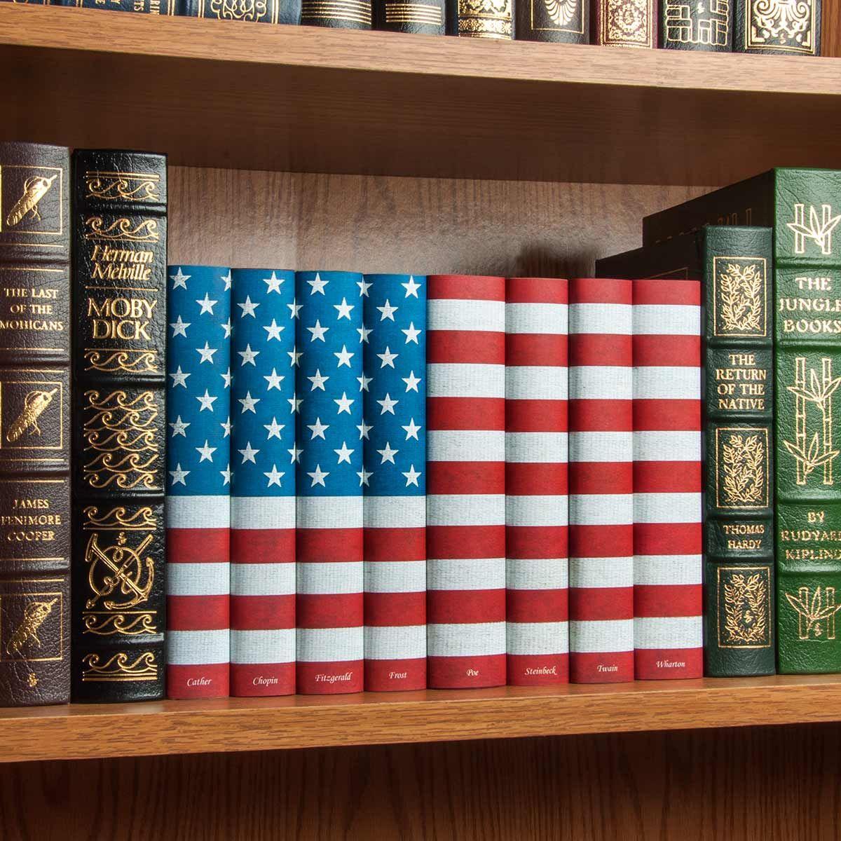 top american literature authors