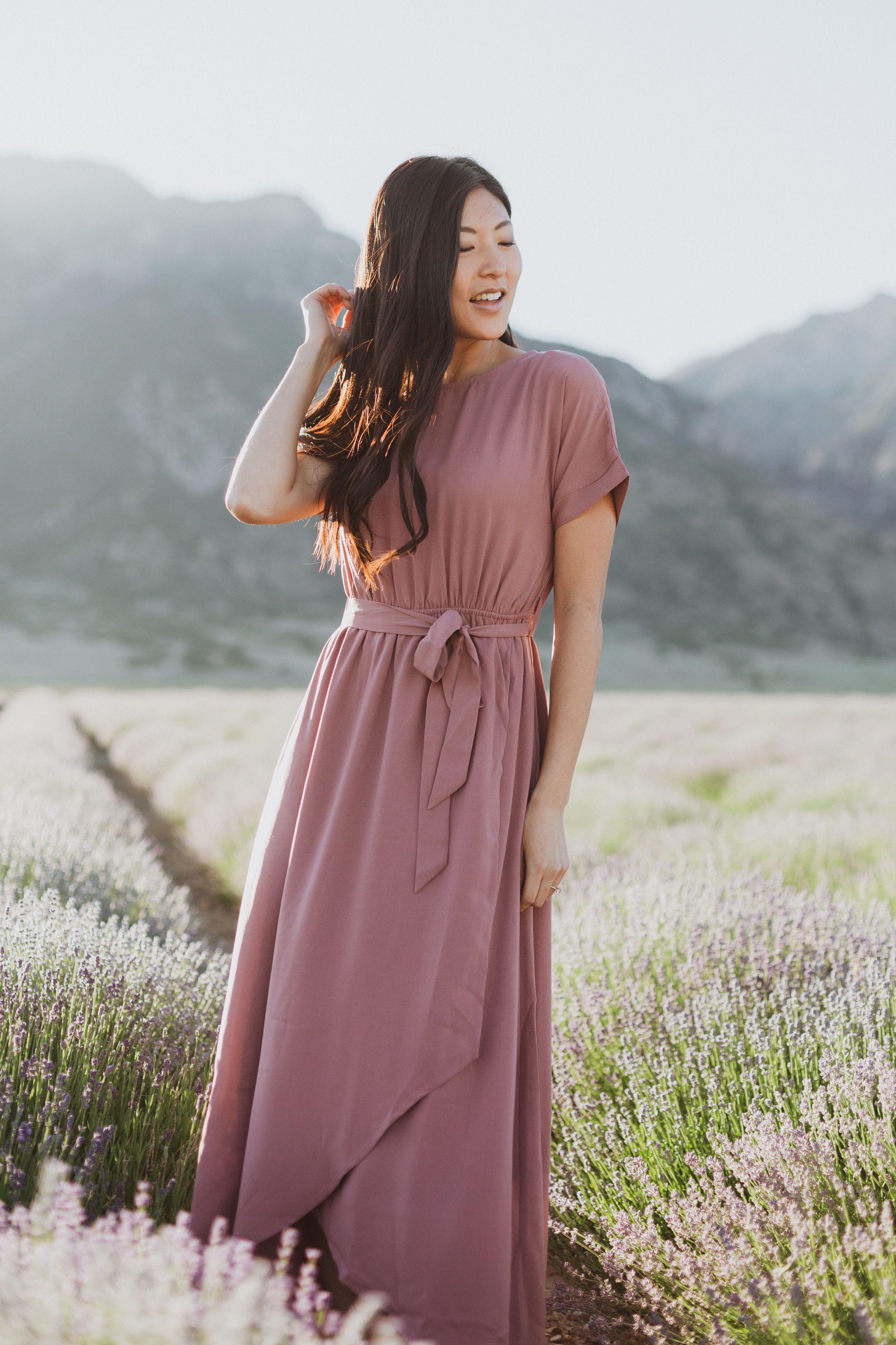 45+ Mauve color dress ideas in 2021