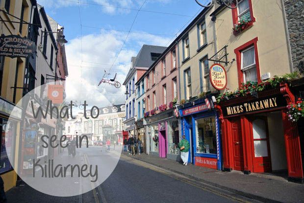 What to see in Killarney? I show you the most interesting places: https://christinefromvienna.com/2015/09/20/reisen-killarney-dingle/