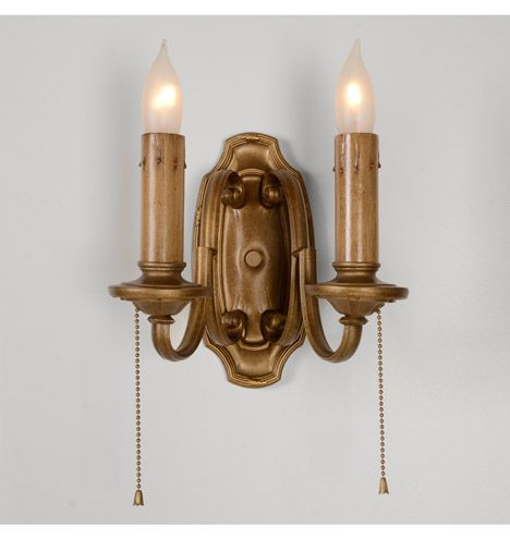 2 Light Colonial Revival Candle Sconce C1920 A Great Example Of How Even The Most Common Colonial Revi Candle Sconces Sconce Lighting Bedroom Antique Lighting