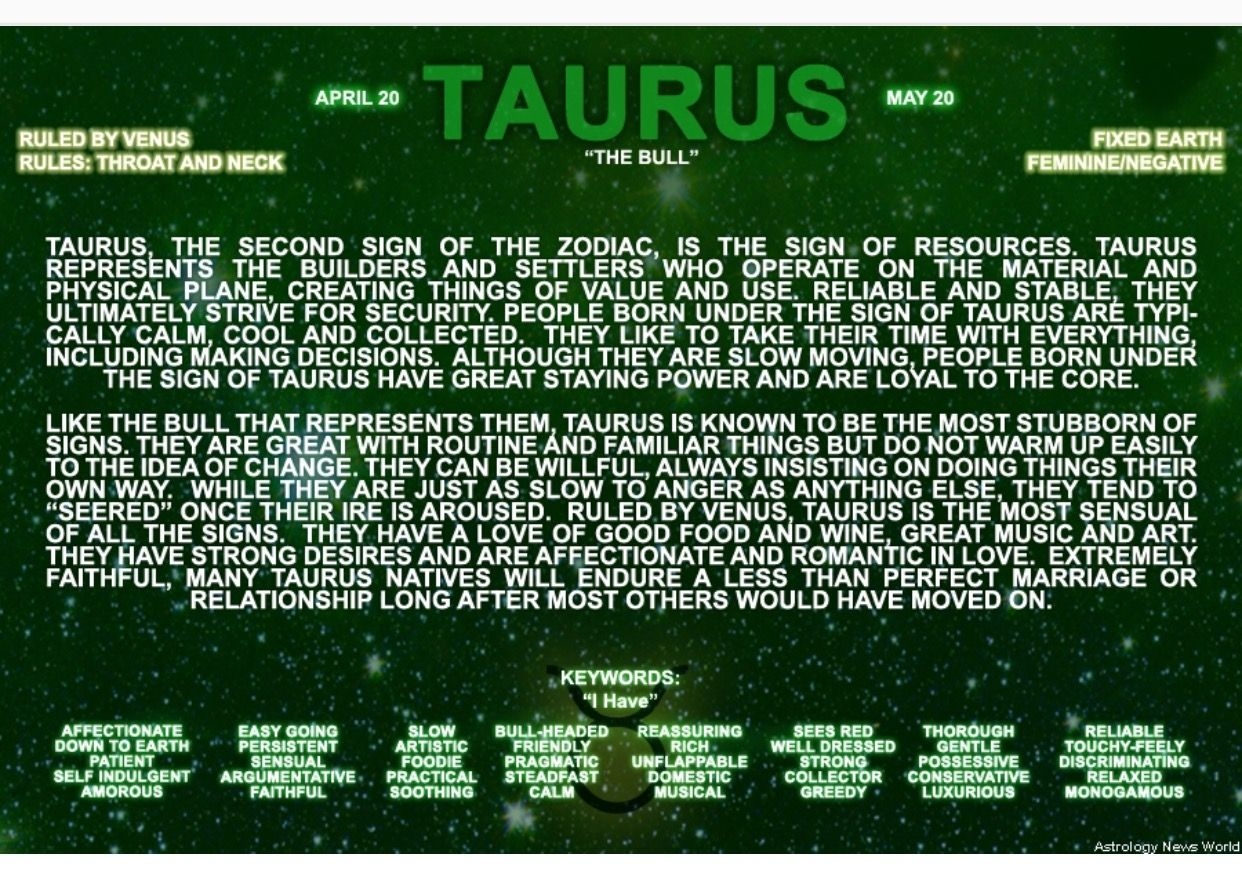 Pin by michelle ann b on me pinterest astrology taurus zodiac taurus astrology birth chart taurus facts astrology signs sagittarius 12 signs taurus woman sun sign geenschuldenfo Image collections