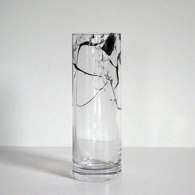 Broken Glass Vase: Beautifully Broken Vase, Jason Miller
