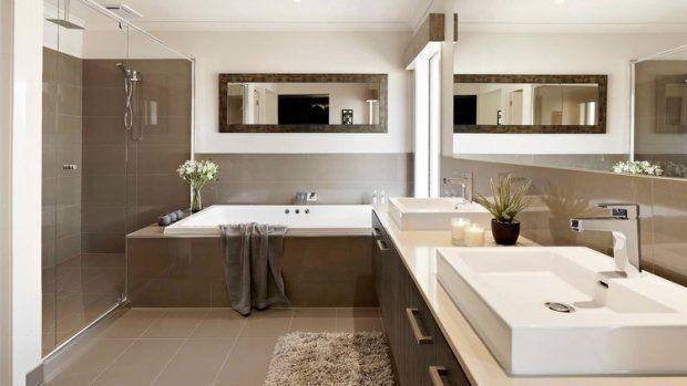105 idées de design de la salle de bain de style moderne   salle de ...