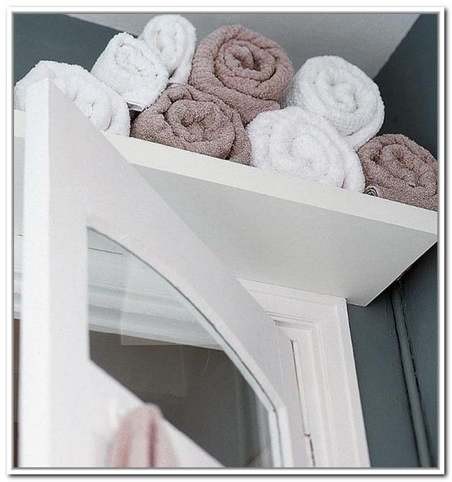 Marvelous Ideas For Towel Storage In Small Bathroom Ideas - Plan 3D ...