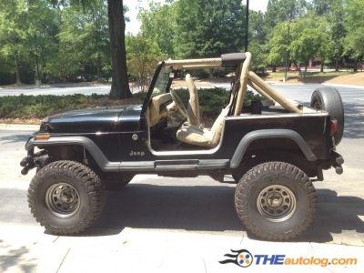 1989 Jeep Wrangler Yj I Love These Jeeps Jeep Wrangler Jeep Wrangler Yj Jeep Yj