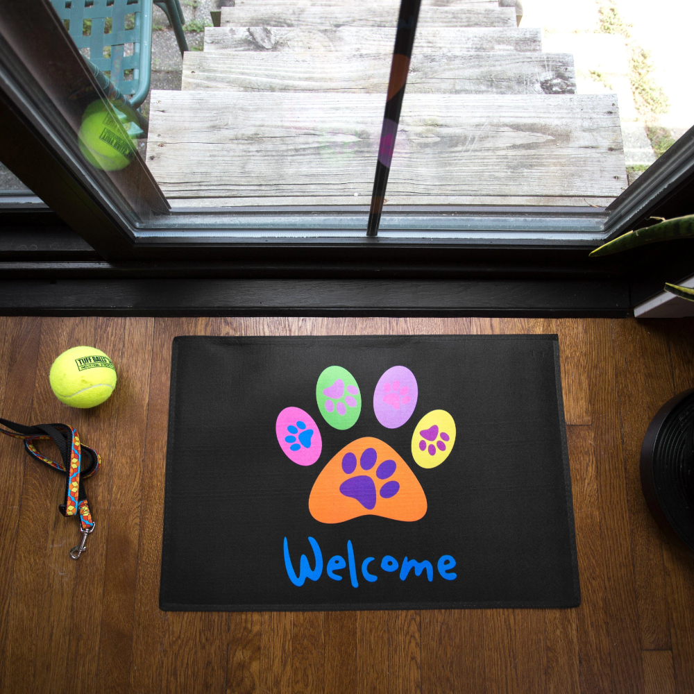 All Paws Door Mat in 2020 (With images)