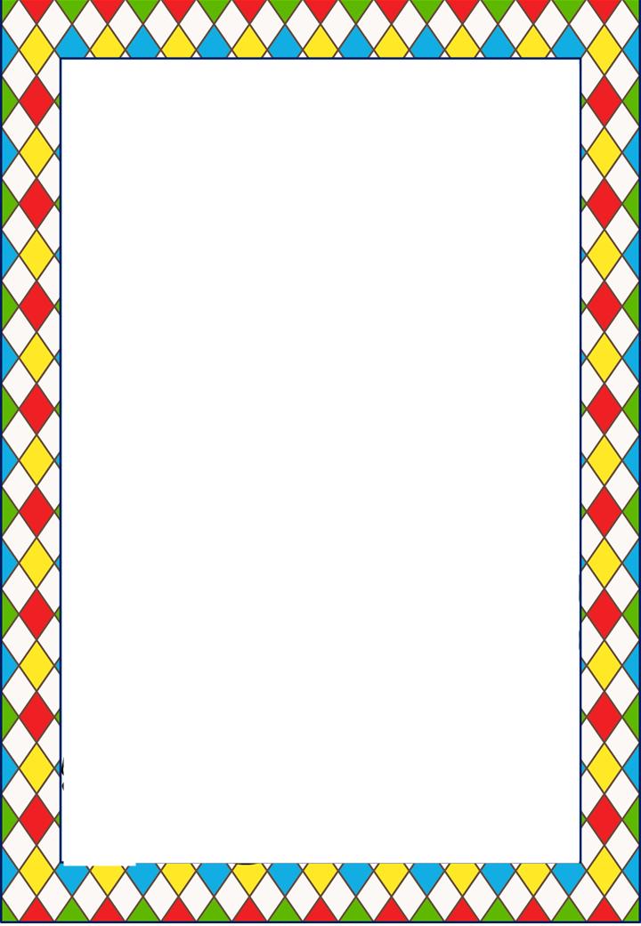 Resultado de imagen para marcos y bordes decorativos one for Bordes creativos