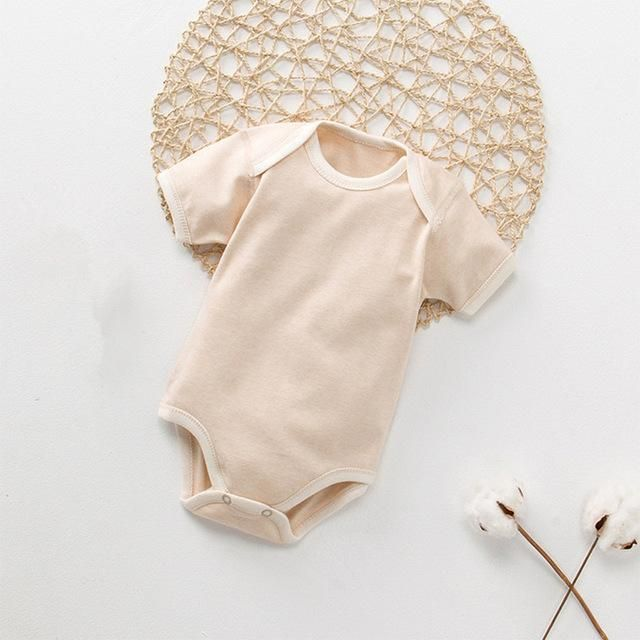 77d1893dfa2 LouLi Organic Cotton Solid Short Sleeves Baby Romper Designed For Your Child  . . . . . . .  LouLi  DesignedForYourChild  FreeShipping  WorldWide   toddler ...