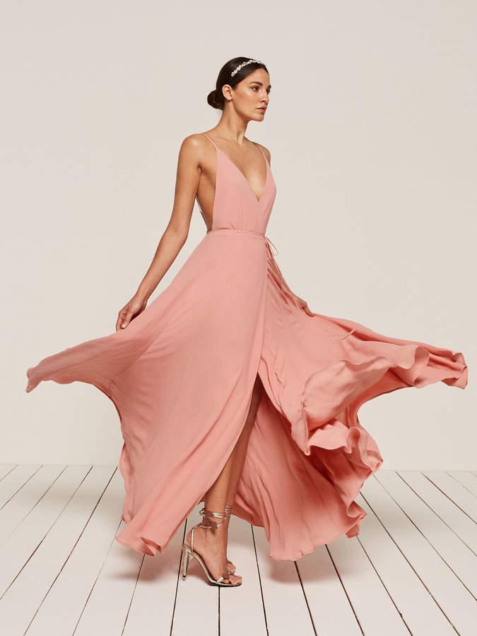 6d3e764a37de80 Reformation Callalily Dress in 2019 | Products | Dresses, Maxi dress ...