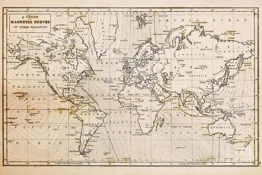 Vintage map artwork art pinterest map artwork vintage maps old hand drawn vintage world map by richard thomas gumiabroncs Choice Image
