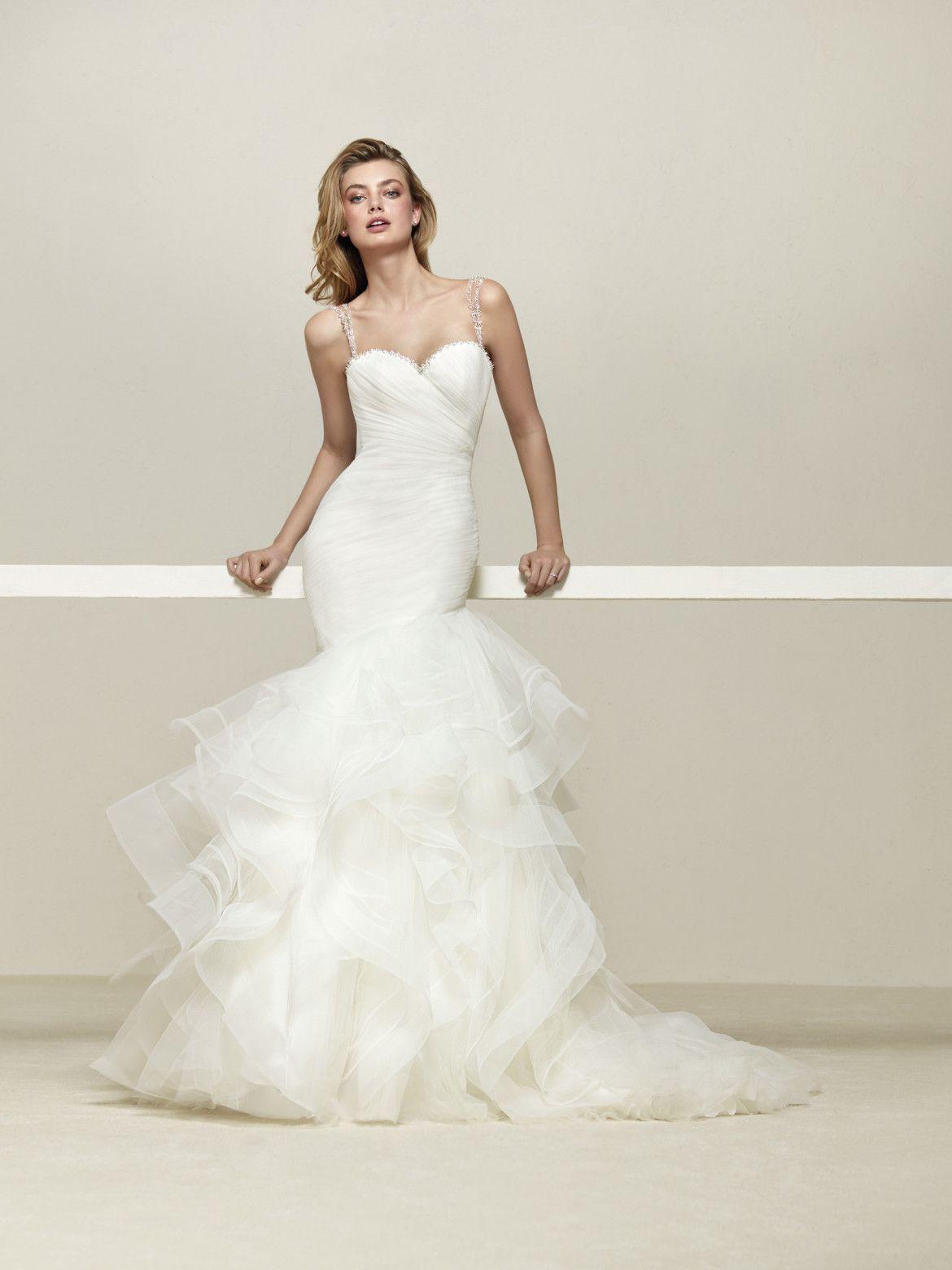 Pronoviasdrema pronovias bridal gowns pinterest pronovias