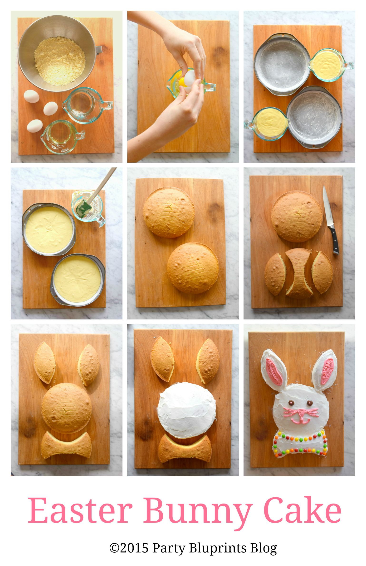 Build the Perfect Easter Menu With These Festive Recipes #celebrationcakes