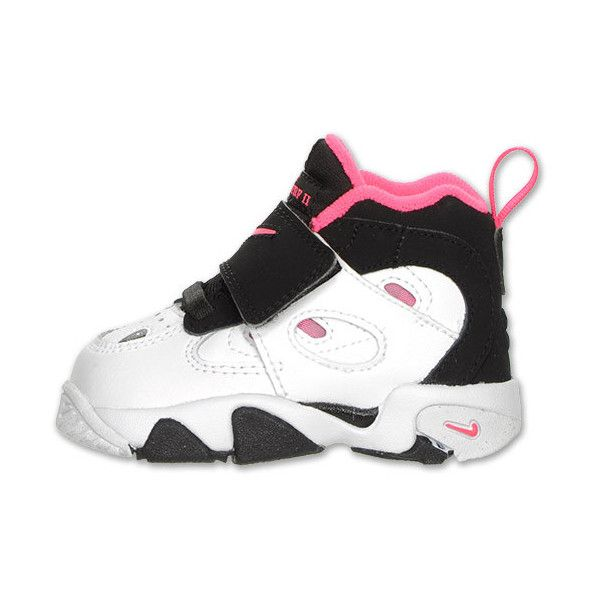 Nike Air Diamond Turf Toddler Shoes found on Polyvore featuring polyvore,  shoes, baby,