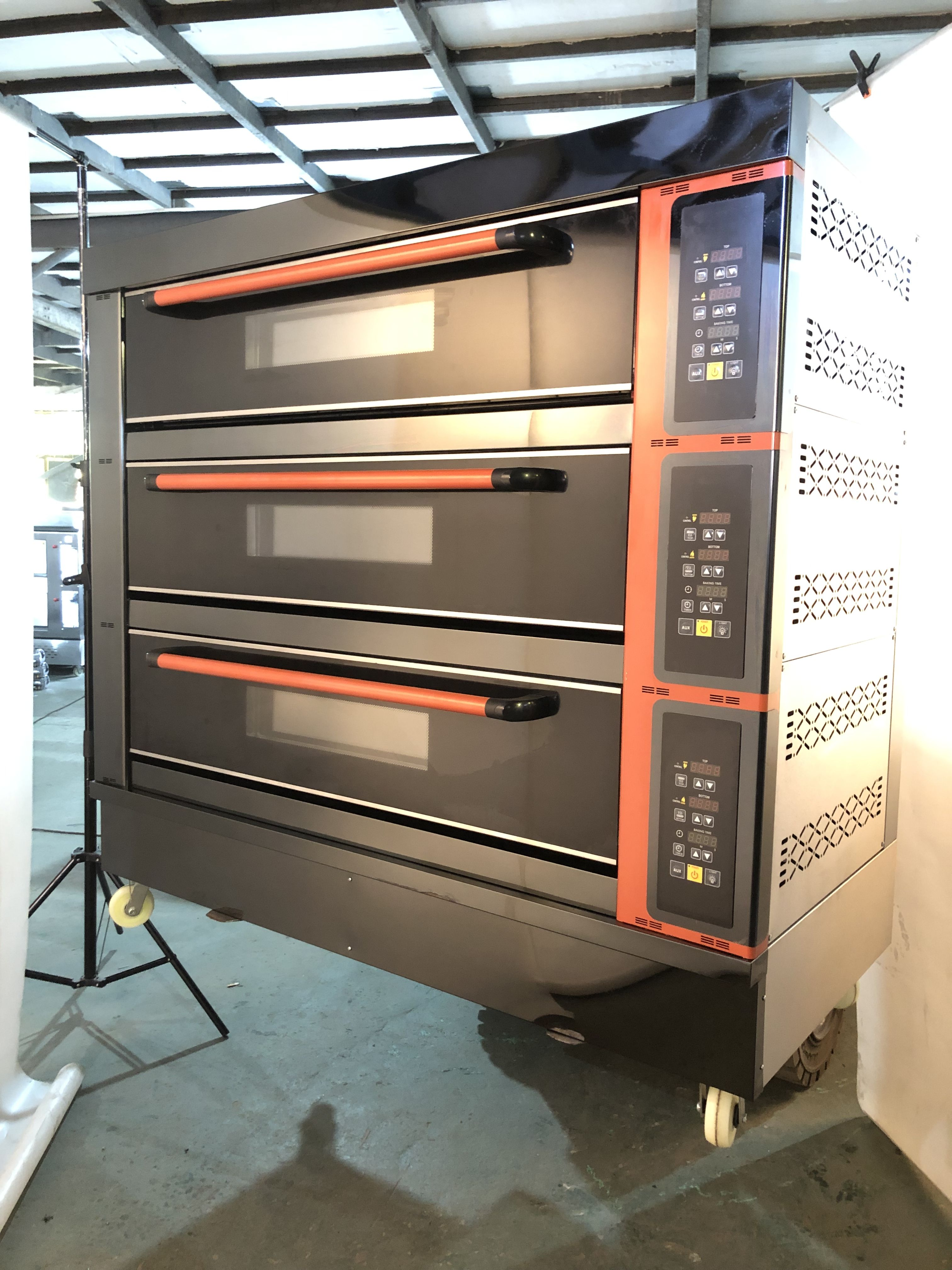 Gas Deck Oven Gas Oven Deck Oven Oven