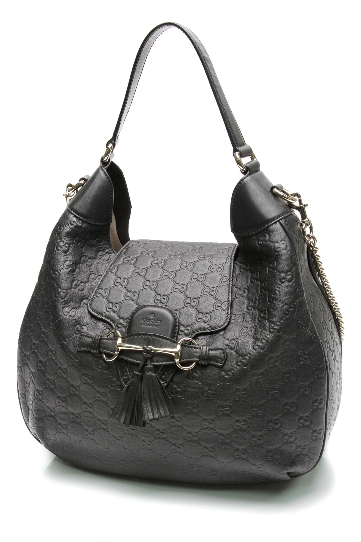 ff71157f1a5ab4 Loving the tassels on this one | Gucci Glam | Bags, Gucci black, Gucci