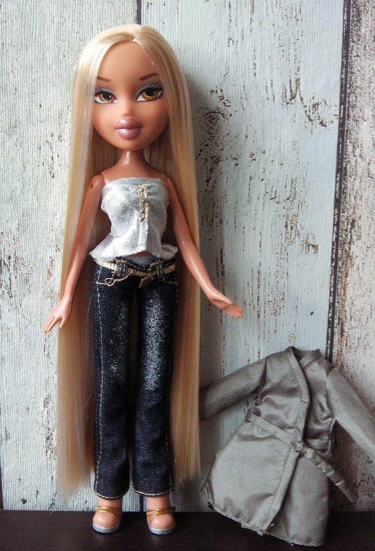 Find great deals on ebay for barbie hair extensions doll barbie light - Poup E Bratz Raya Magic Hair Doll Rare Ebay