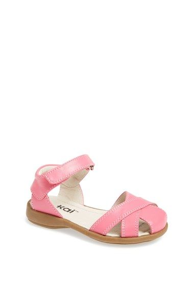 See Kai Run  Shelly  Sandal (Toddler   Little Kid) available at  Nordstrom 2f1602018