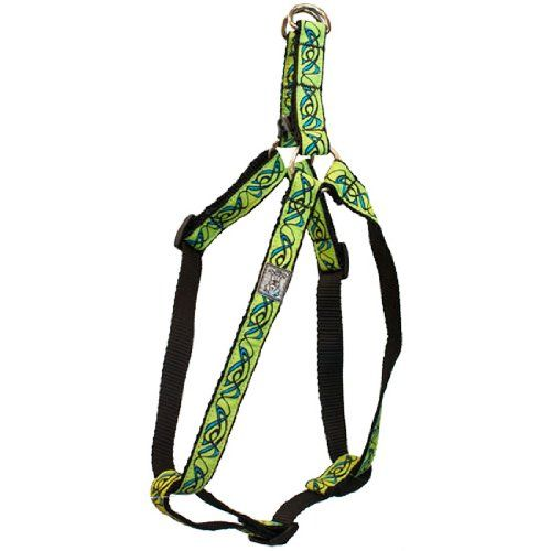 RC Pet Products 1Inch Step In Dog Harness, Large, Sorbet