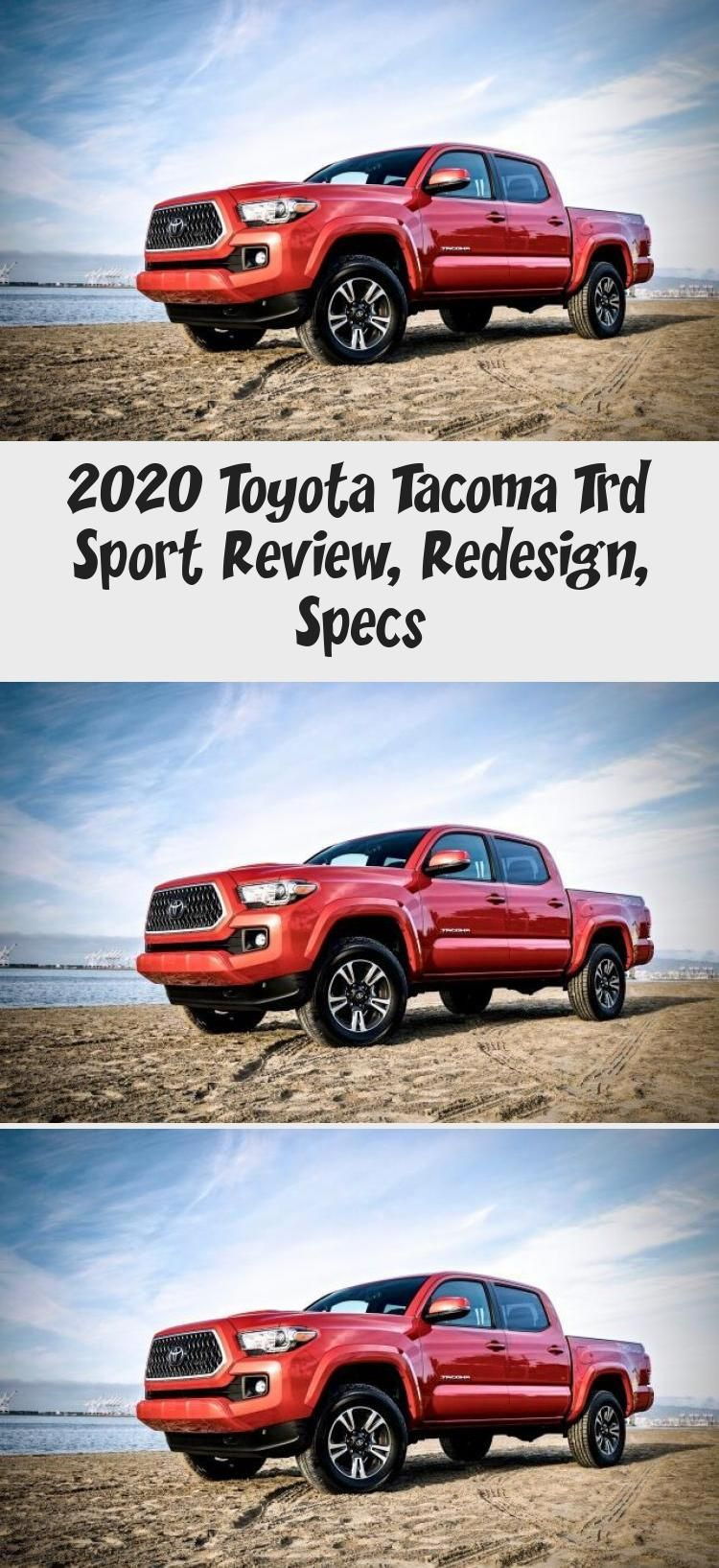 The 2020 Toyota TRD Sport is once again