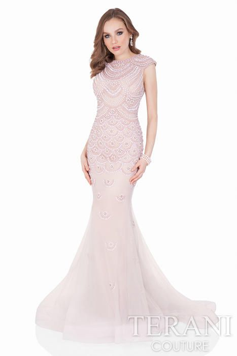 Terani Pageant 1622GL1982 Terani Pageant Collection Omnibus Fashions ...