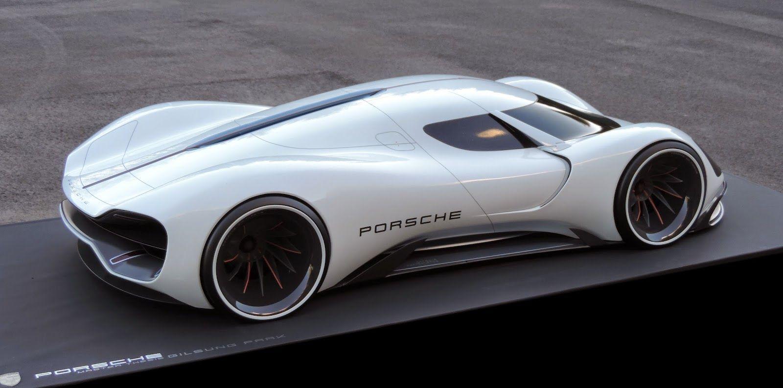 Monster Porsche Hurricane Concept Design: Porsche Electric Le Mans 2035