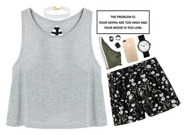 """""""☾; you take my love for granted , i just don't understand it . ☾"""" by xgodiwishineverspokex ❤ liked on Polyvore featuring Giambattista Valli, Keds and Vanessa Mooney"""
