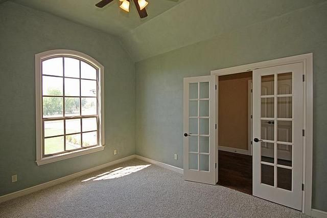 Office paint with carpet | For the Home | Pinterest ...