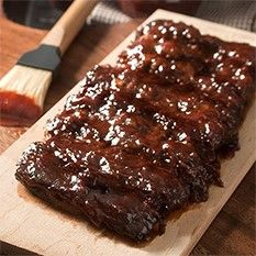 De Boned Baby Back Rib Steaks By Bubba Q S Rastellis If You Are Looking For Fall Off The Bone Tender Then Pulled Pork Grill Recipe Pork Pork And Beef Recipe