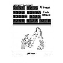 Bobcat 725S, 730S, 730SH, 835S, 923S, 923SA, 928S, 933S