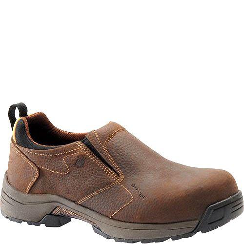 LT152 Carolina Men's ESD Safety Shoes - Brown