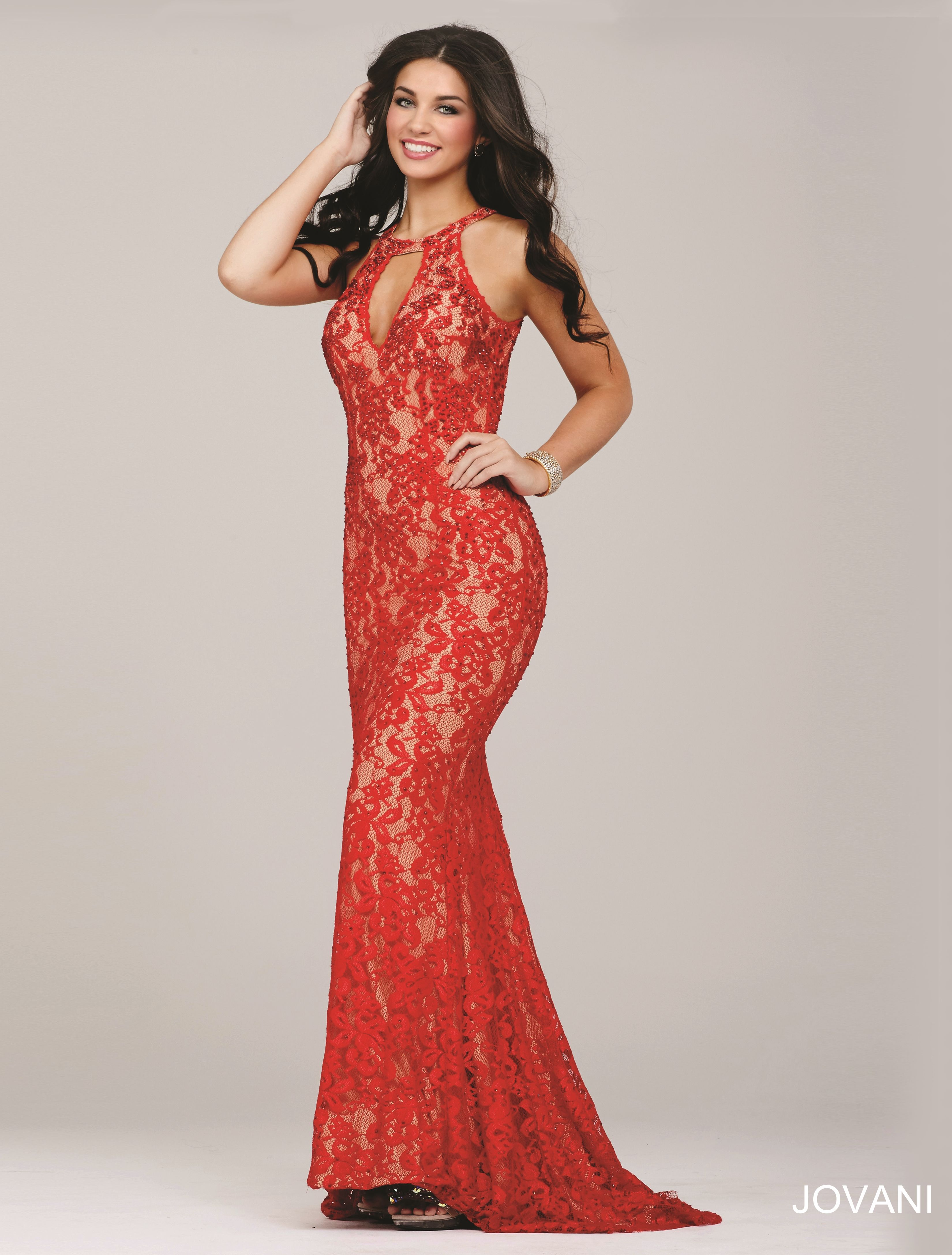 Jovani prom dress available at whatchamacallit boutique promk