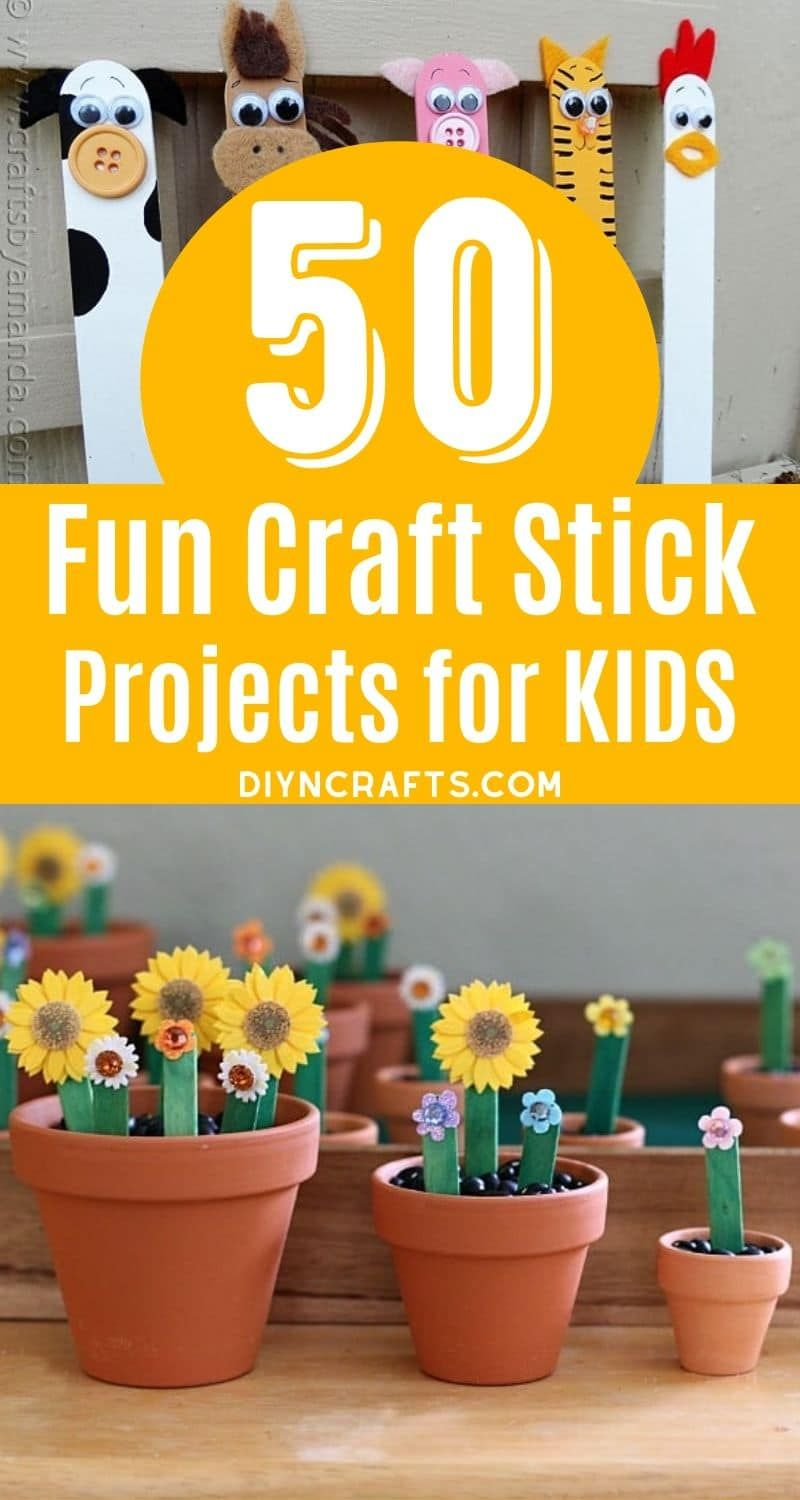 Photo of 50 Fun Popsicle Crafts You Should Make With Your Kids This Summer