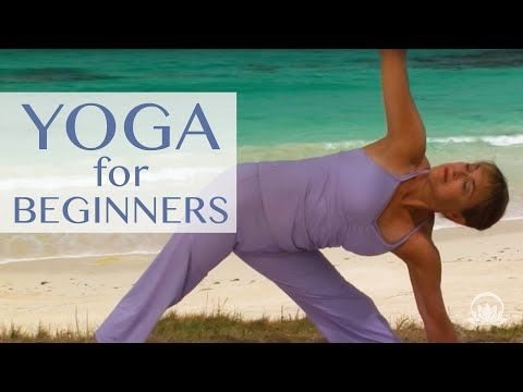 yoga for beginners workout video  leg strength