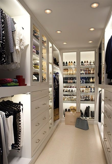 beautiful white closetdream closetsbedroom closetsmaster