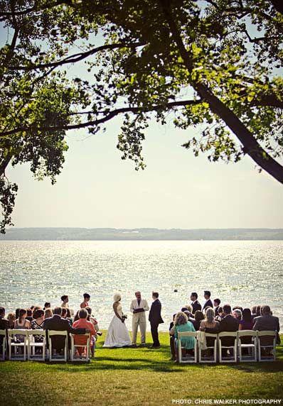 The Inns Of Aurora Lakefront Weddings Keuka Lake Lakeside Wedding