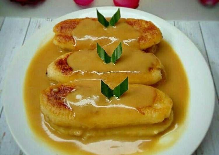 Resep Pisang Gapit Oleh Susan Mellyani Resep Resep Resep Pisang Resep Makanan Penutup