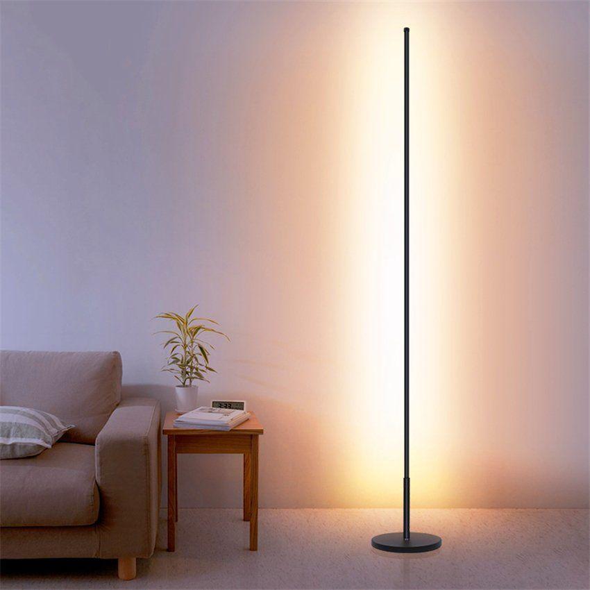 Nordic Minimalist Led Floor Lamps Shangnuo Lighting Standing Lamp Living Room Floor Lamps Living Room Lamps Living Room