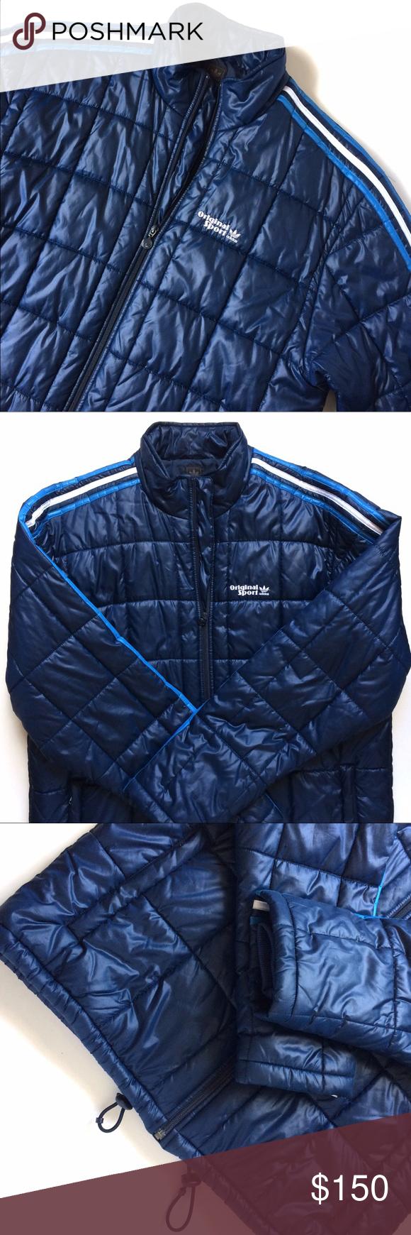 Adidas Original Sport Puffer Jacket