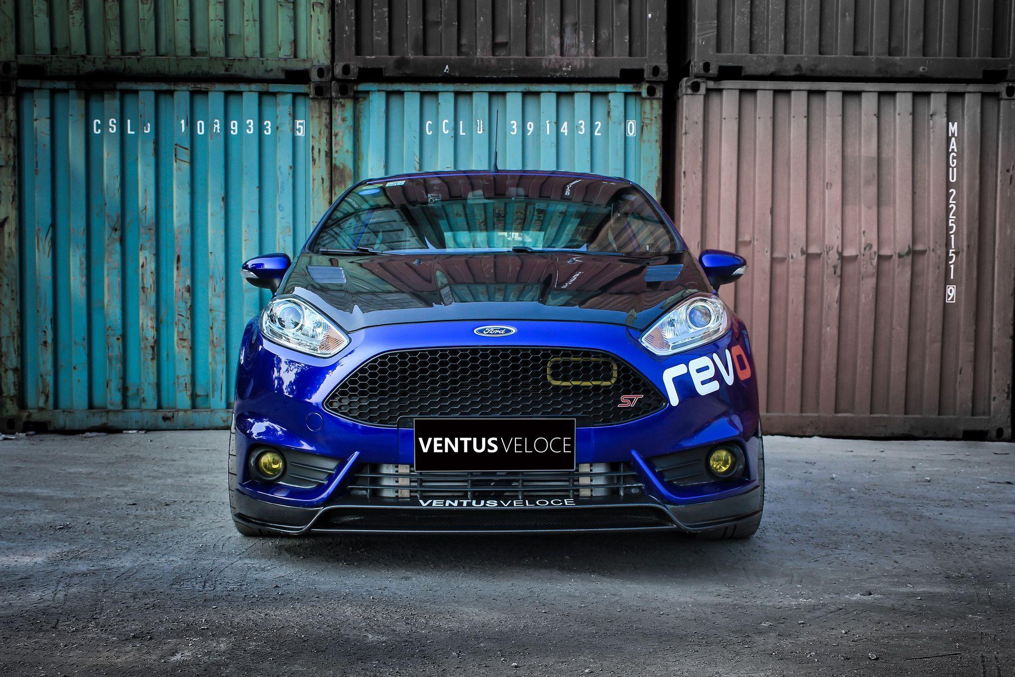 2014 2017 Ford Fiesta St Chin Spoiler Ford Fiesta St Fiesta St