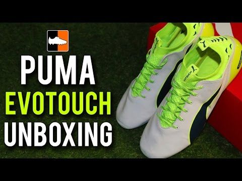 3b5a4cdc6 unboxing puma evotouch - YouTube | unboxing evo touch