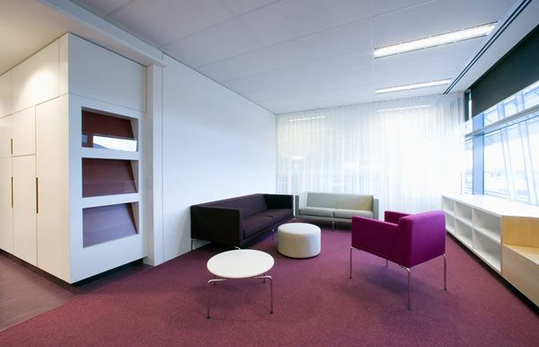 Ato Offices Canberra Tretford Carpet Carpettiles