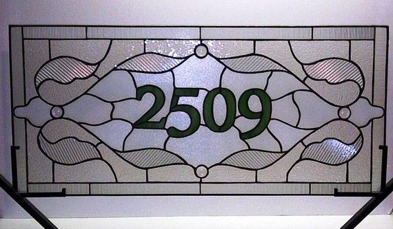 Stained Glass Window Panel  /  Traditional by TerrazaStainedGlass, $375.00