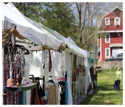 Spring Celebration Sharp Craft Fair War Eagle Mill Rogers