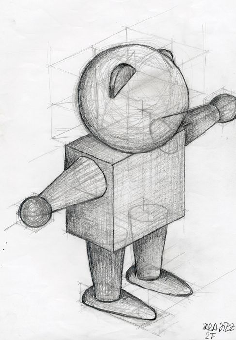 Dibujo Constructivo Din A3 Dibujos Constructivo