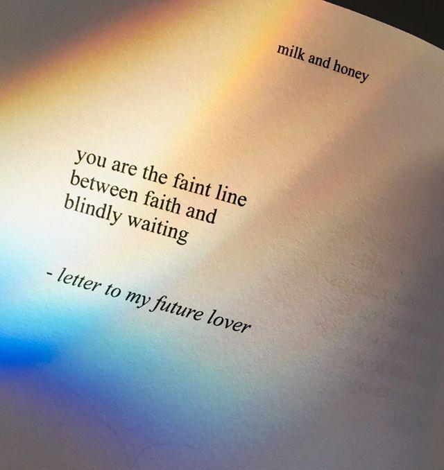 #rupikaur #milkandhoney #quote #poem #poetry #book #rainbow #lovequotes #sadquotes #aesthetic