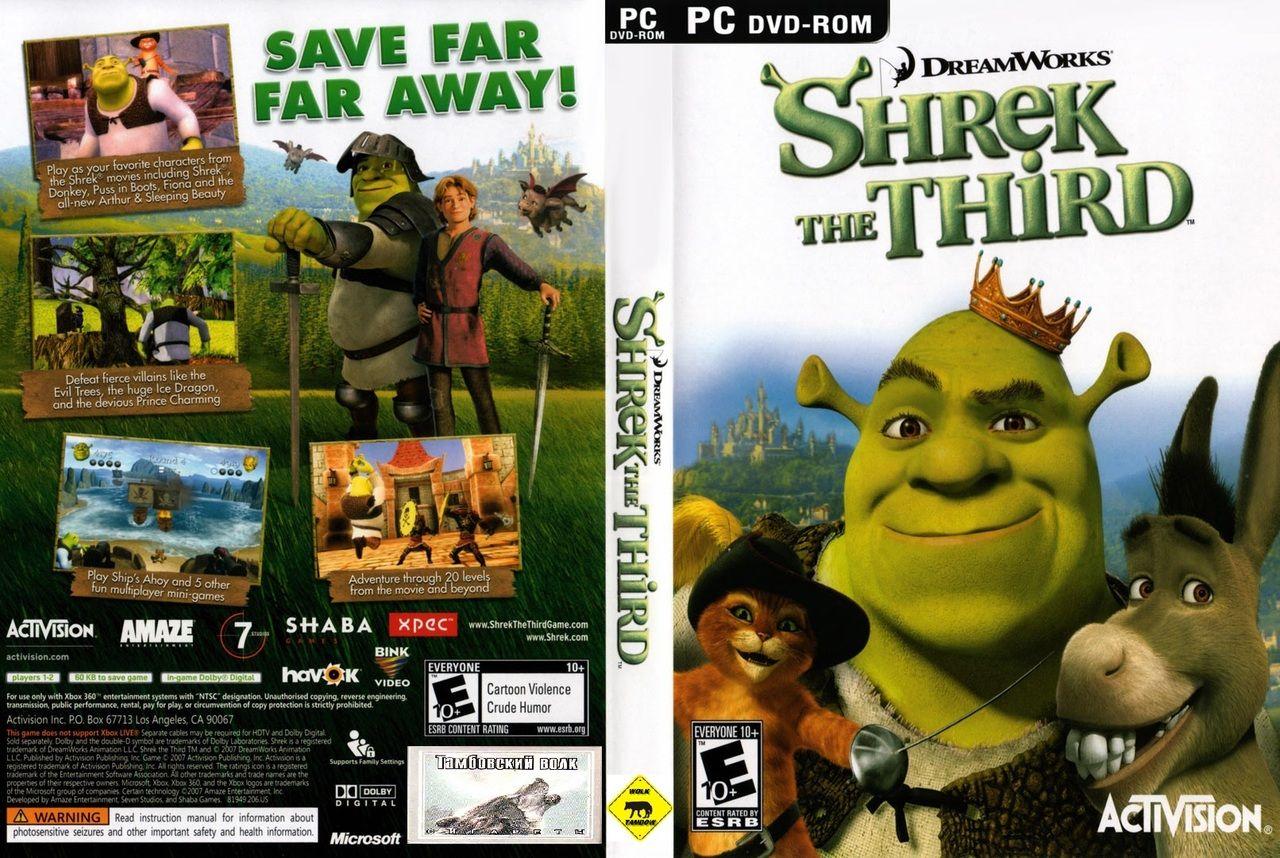 Download Shrek The Third PC game Eng [2.2 GB] Full Version