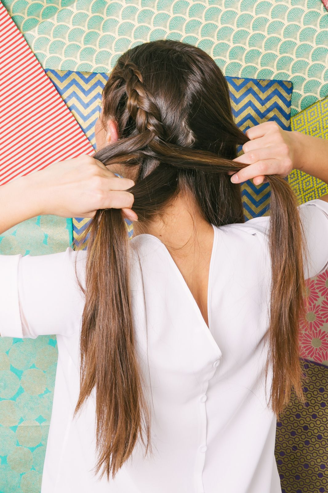 Easy minute hairstyles for your laziest days but still gorgeous