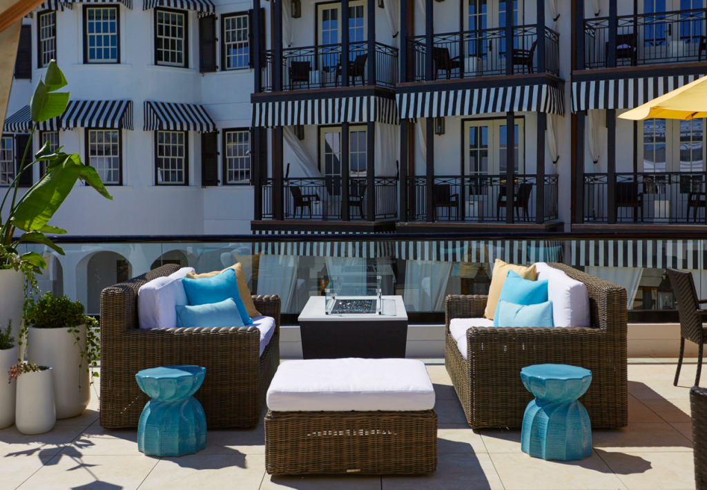 Five Florida Hotels & Resorts You Can Take Over for Your Wedding: The Pearl on 30A, Rosemary Beach   Weddings Illustrated