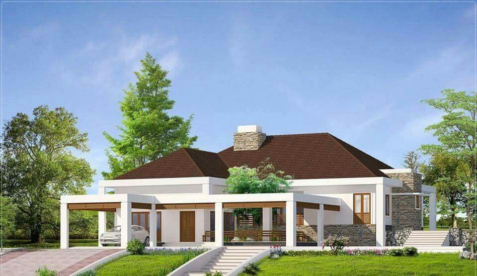 Pin By Bryan Asuit On Home Designs Kerala House Design Kerala