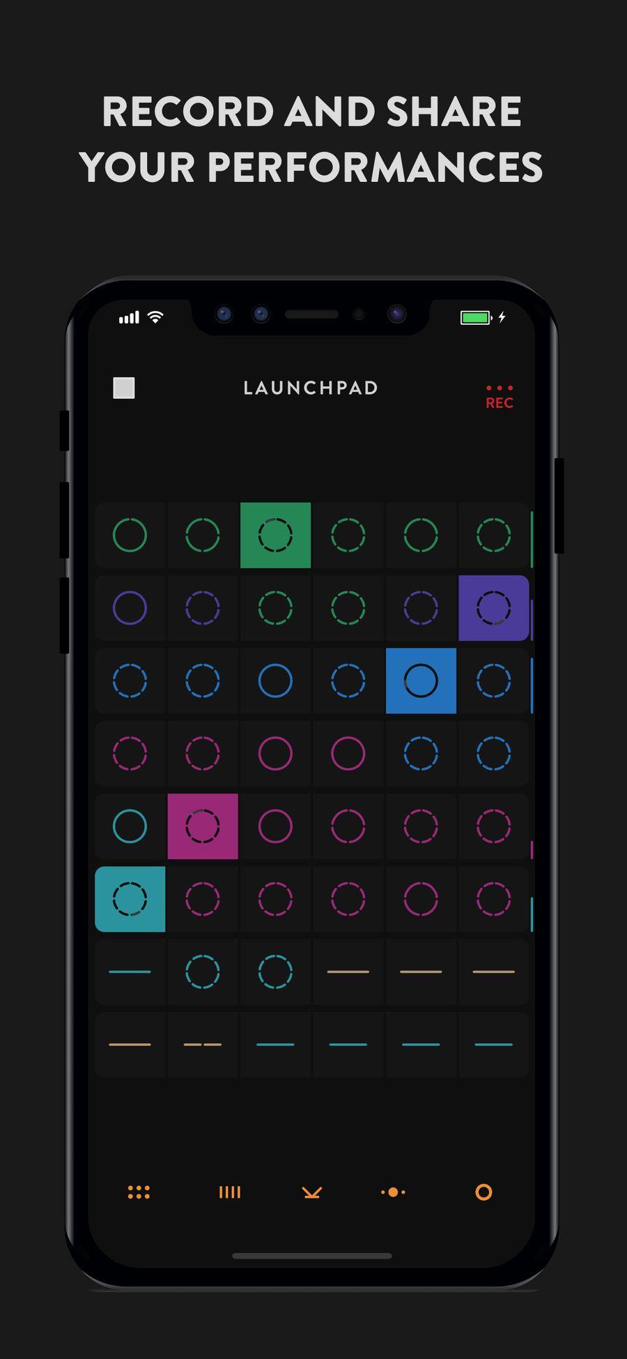 Novation Launchpad iosappsappGames Novation